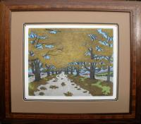 Poet's Path (WOOD FRAME)
